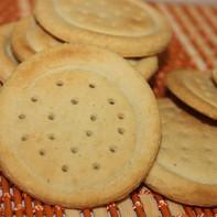 Фото галетного печенья