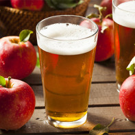 Фото яблочного сидра