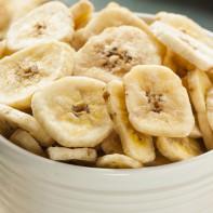Фото сушеных бананов