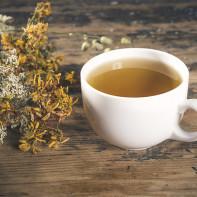 Фото чая из зверобоя 4