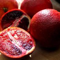 Фото красных апельсинов
