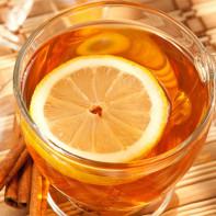 Фото лимонного чая 2
