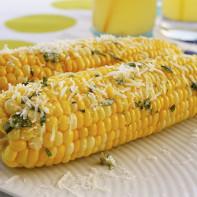 Фото вареной кукурузы 5