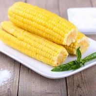 Фото вареной кукурузы 3
