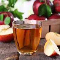 Фото яблочного сока