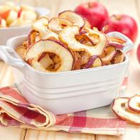 Фото сушеных яблок 2