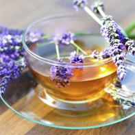 Фото лавандового чая