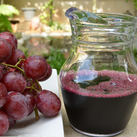 Фото виноградного сока 2