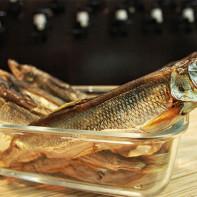 Фото сушеной и вяленой рыбы 5