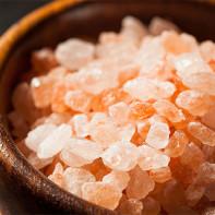 Фото гималайской розовой соли