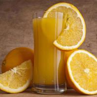 Фото апельсинового сока 2