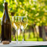Фото белого вина 2