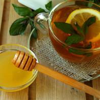 Фото медового чая