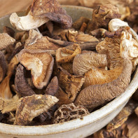 Фото сушеных грибов 4