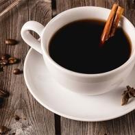 Фото кофе с корицей 2