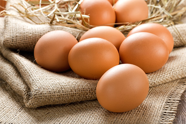 Чем полезны куриные яйца