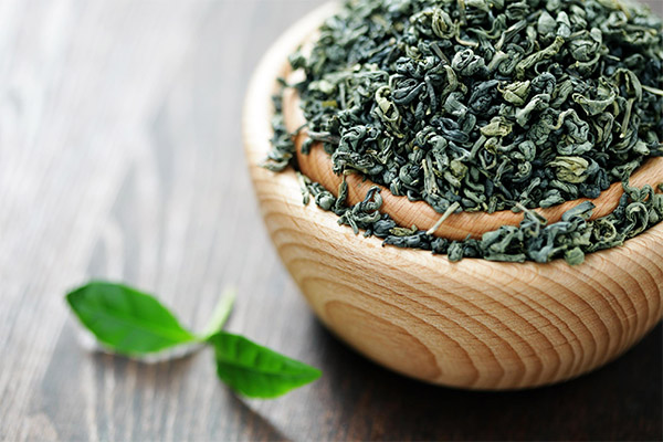 Интересные факты о зеленом чае
