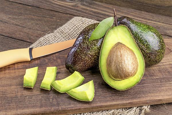 Как правильно есть авокадо для похудения