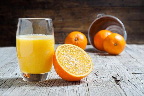 Апельсиновый сок в косметологии