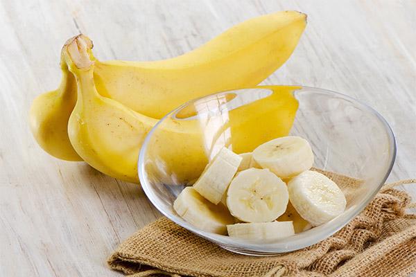 Бананы в косметологии
