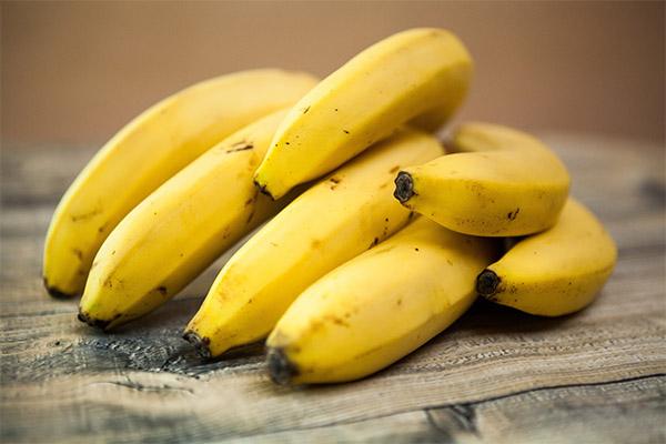 Бананы в медицине