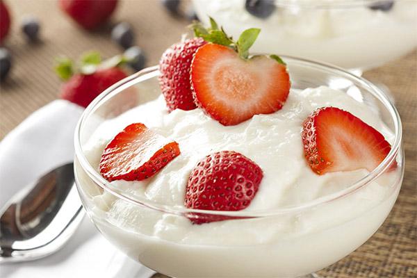 Чем полезен йогурт для женщин