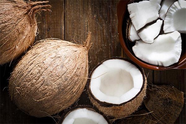 Чем полезен кокос