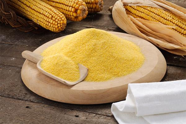 Чем полезна кукурузная мука