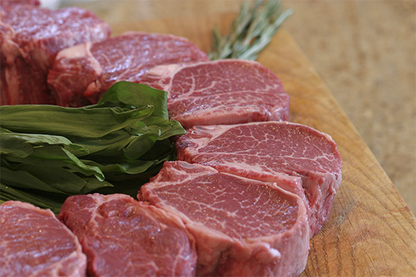 Чем полезно мясо говядины