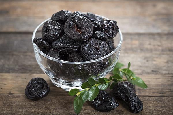 Что можно приготовить из чернослива