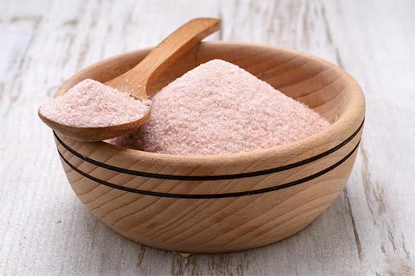 Интересные факты о розовой соли