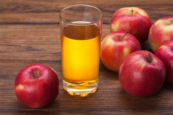Яблочный сок для детей