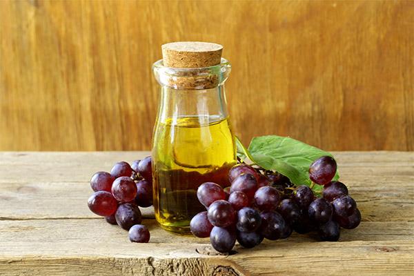 Как принимать виноградное масло внутрь