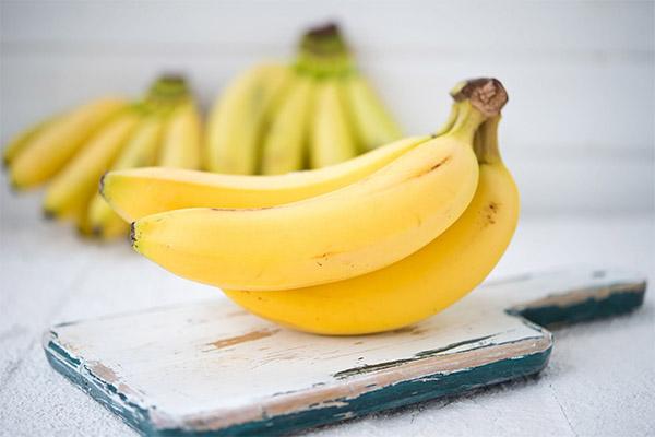 Как выбрать бананы для хранения