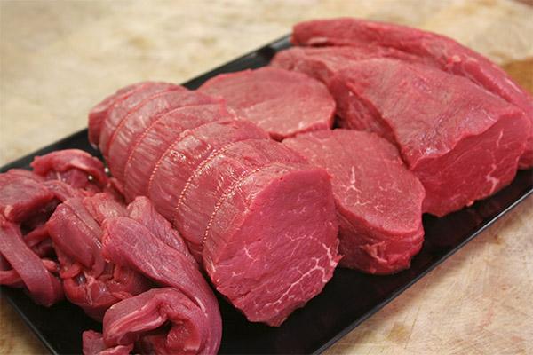 Как выбрать и хранить мясо говядины