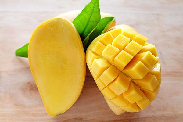 Как выбрать спелый манго в магазине
