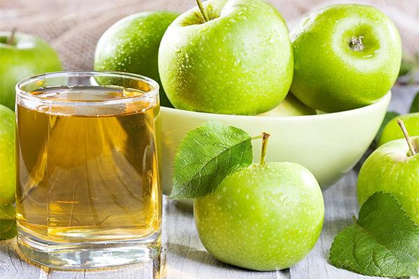 Маски для лица с яблочным соком