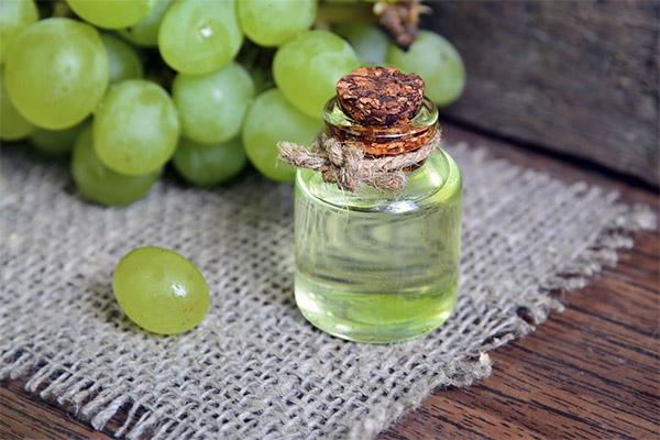 Масло из виноградных косточек в косметологии