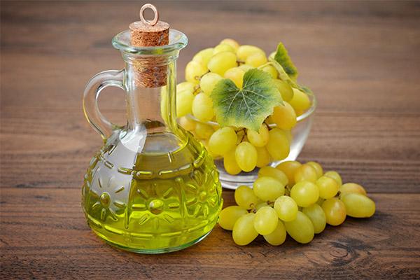 Масло из виноградных косточек в кулинарии