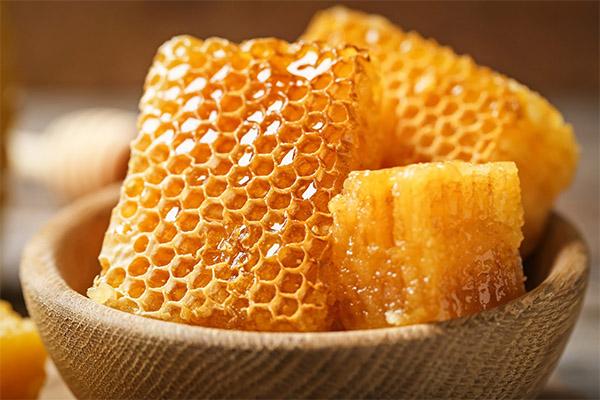 Можно ли есть мед в сотах при похудении