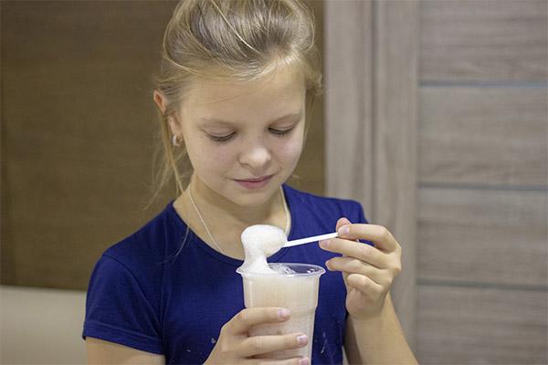 Польза и вред кислородного коктейля для детей
