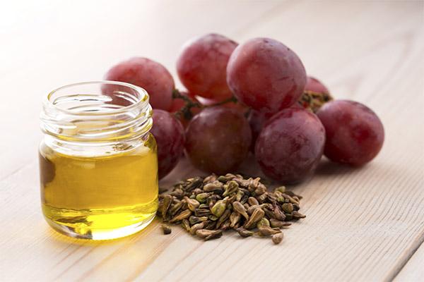 Польза и вред масла виноградных косточек