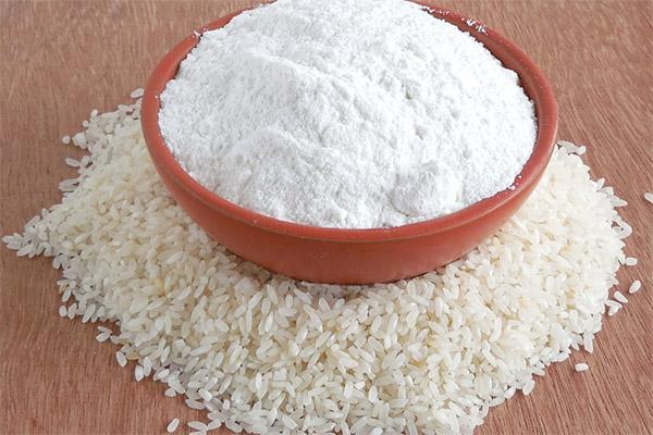 Польза и вред рисовой муки для похудения