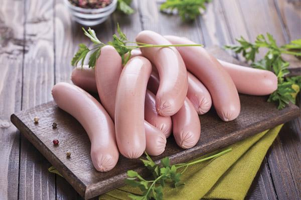 Польза и вред сосисок