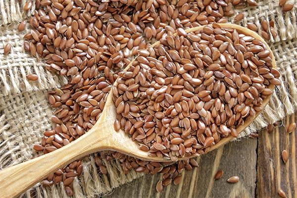 Применение семян льна в народной медицине