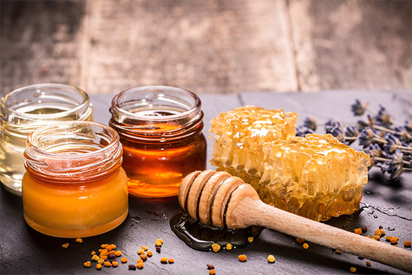 Рецепты народной медицины на основе меда