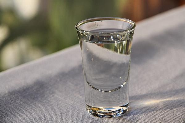 Сколько выветривается водка из организма