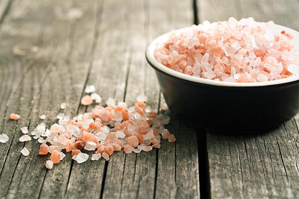 Вред и противопоказания гималайской розовой соли