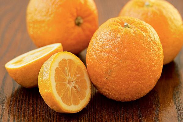 Апельсин в медицине