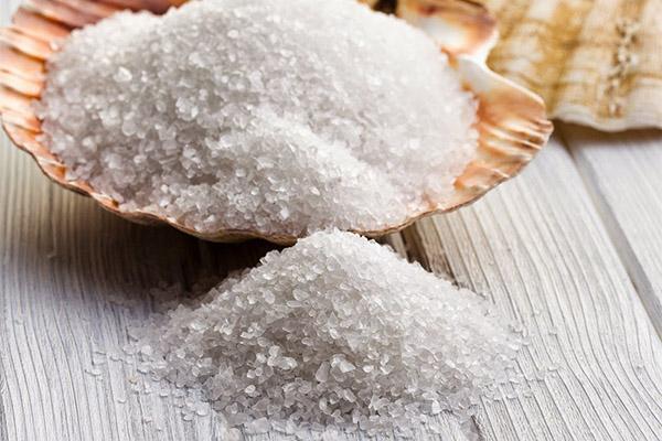 Чем полезна морская соль
